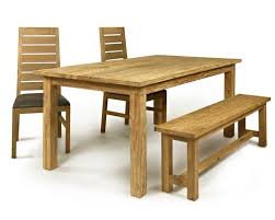 Solid Teak Dining Table Natural Teak Dining Tables Henry Solid Wood