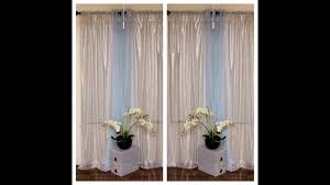 How To Make Your Own Drapes Diy Christmas Silver Sequin Curtains How To Make Your Own