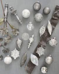 And Gold Glass Ornaments The Varied Shapes And Sizes Of Our Silver And Gold Ornament Set