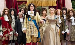 a little chaos leads historical accuracy down the garden path