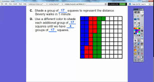 multiply decimals and whole numbers lesson 4 2 youtube
