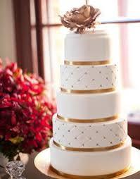wedding cake gold https www pin 204702745542128760