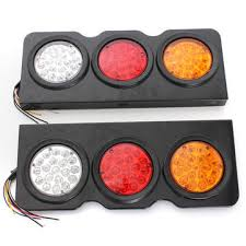 trailer tail lights for sale 24v stop tail lights 57 led for ute trailer truck caravan cers