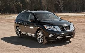 nissan pathfinder platinum 2013 nissan pathfinder information and photos zombiedrive