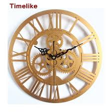 compare prices on decorative large wall clocks online shopping