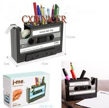 Magnetic Desk Accessories Craft Magnetic Pencil Holder Desk Accessories Black Simple