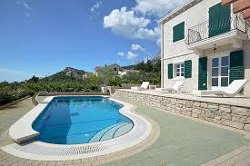croatia villa with pool makarska villa srzich 3