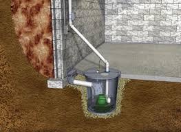basement drainage system waterguard basement water leakage solution
