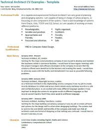 sample resume for ojt architecture student free doc network