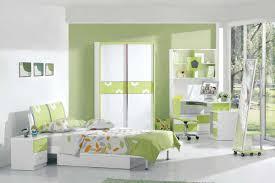 bedroom gorgeous image of light green orange kid bedroom