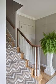 decoration attractive zebra full black animal print stair carpet