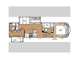 forest river 5th wheel floor plans 2017 forest river rv sierra 3350bh wabash in rvtrader com
