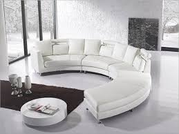 White Italian Leather Sofa by White Italian Leather Round Sectional Sofa 20 S3net Sectional