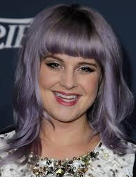 2014 kelly osbourne hairstyles shoulder length haircut with blunt