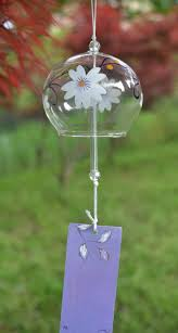 home accessories japan japanese glass wind chimes chime hanging