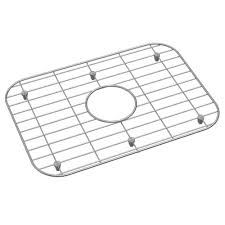 Elkay Kitchen Sink Bottom Grid Fits Bowl Size  In X  In - Kitchen sink grid