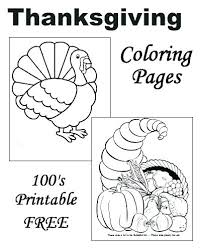 printable coloring pages thanksgiving turkey coloring book 8