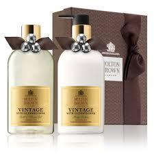 bath body gift sets molton brown usa molton brown usa limited edition vintage with elderflower body wash lotion set