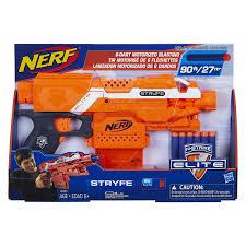 amazon com nerf n strike elite stryfe blaster toys u0026 games