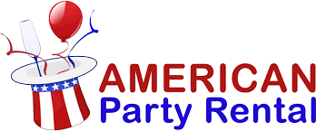 rental party product catalog american party rentalamerican party rental