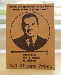 happy cards downton birthday card happy birthday mr bates