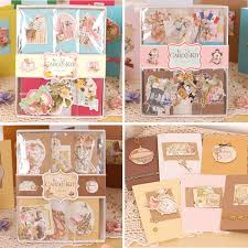 gift cards for kids diy vintage cards kit set creative gift card kit for kids