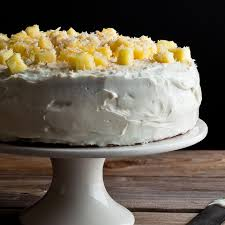 pineapple coconut layer cake recipe eatingwell