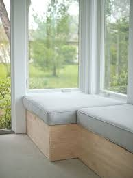 Build Corner Storage Bench Seat by Best 25 Window Bench Seats Ideas On Pinterest Bay Window Seats