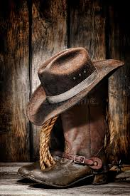 vintage cowboy boot l american west rodeo vintage cowboy boots stock image image of