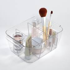 Cosmetic Cabinet Interdesign Cosmetic Organizer Tote For Vanity Cabinet To Hold