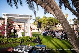 Hton Bay Landscape Lighting Mission Bay Wedding San Diego Dj Lighting Eric
