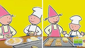 cuisiner avec des enfants apprendre la cuisine aux enfants avec un dessin animé