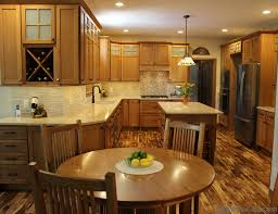 quarter sawn oak kitchen cabinets bettendorf iowa craftsman style quartersawn oak kitchen remodel
