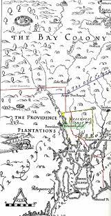 Plymouth Massachusetts Map by Rehoboth Pre 1670 The Joseph Bucklin Society