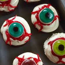 diy eyeball cupcakes u2013 crazy for d i y
