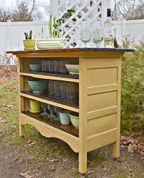 transformer une table de cuisine 63 idées pour donner une seconde vie aux vieux meubles