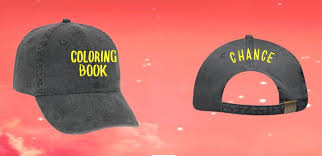 coloring book chance chance the rapper releases customizable coloring book merch