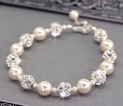 swarovski bracelet with pearls images 47 pearl bracelet and earrings pierre sterle paris 1950s mabe jpg