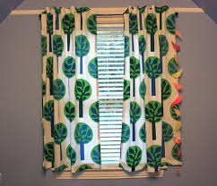 Tab Curtains Pattern How To Tab Curtains Make