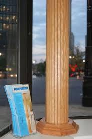lally column cover ideas pole wrap photo galleries basement