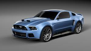 mustang shelby modified ford mustang shelby gt500 by korneelov 3docean
