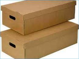 cardboard storage boxes with lids interesting for everything that
