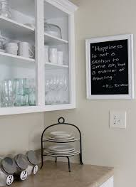 staggering standing chef menu chalkboard decorating ideas images