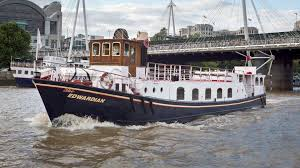Thames River Cruise Edwardian | edwardian party boat thames luxury charters private boat hire