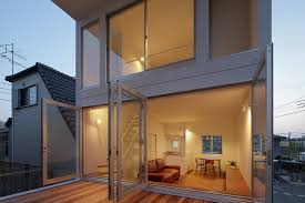 tiny modern house 804 sq ft small three story house for yoga enthusiast home