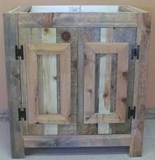 Barnwood Bathroom Vanity Reclaimed Wood Vanity Barn Wood Furniture Rustic Barnwood And