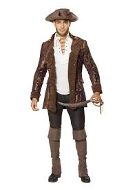 brown costume pirate costumes cheap pirate costume wench costume