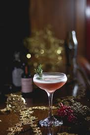 martini winter cocktail recipe bourbon winter sour
