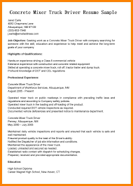 driver resume template sample resume of driver sample resume of