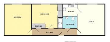 Nab Floor Plan 2 Bedroom Property For Sale In Hometeign House Salisbury Road